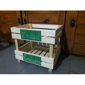 Cajones de madera para frutas cajones de madera en - Cajones de madera para frutas ...