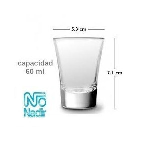 Nadir Vaso Licor/tequila 2304