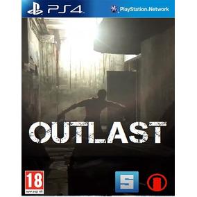 Outlast Ps4 | Digital Español Oferta Juga Con Tu Usuario!