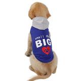 Camiseta 36 Cm Mascota Capota