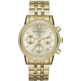 58eb64a8d4a65 Mk 5698 Michael S - Relógios De Pulso no Mercado Livre Brasil