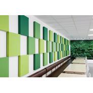 Paneles Acústicos Decorativos Color 50x50cm Calidad Musycom