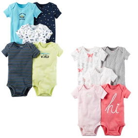 Ropa Carters Bodys Para Bebes Niños Y Niñas Liwix