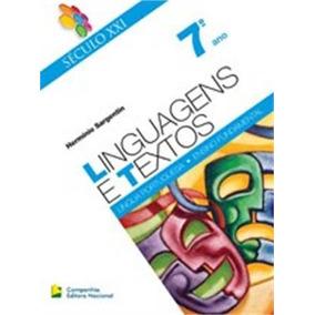 Linguagens E Textos - 7º Ano - Ensino Fundamental Ii - 7º An