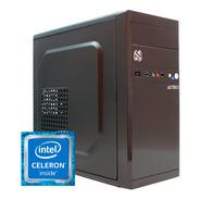Computadora Nsamblex Pc Escritorio Dual Core 8gb 1tb Wifi