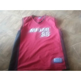 Camisa Do Miami Heat Nba