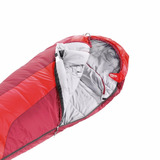 Saco De Dormir Deuter® Orbit 0°c Vermelho + Nf + Garantia