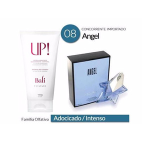 Hidratante Angel Da Up Essencias Pele Macia E Perfume Suave
