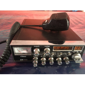 Galaxy Cb Radio Dx 959 Con Frecuenciometro