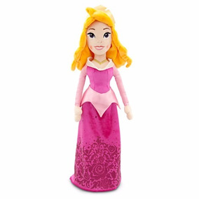 Peluche Princesa Aurora Bella Durmiente Disney Store 50 Cm