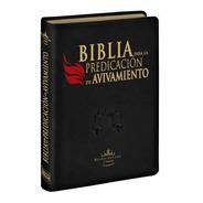 Biblia De Estudio Para La Predicación De Avivamiento Piel