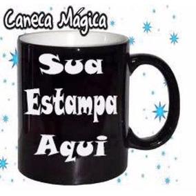 Caneca Magica Personalizada + Caixa Presente + Arte Gratis
