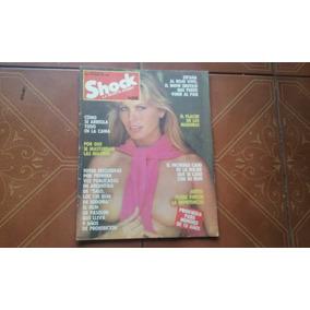 Revista Shock Nº83 Maduras Albinoni Pamela Lali Forte Silva