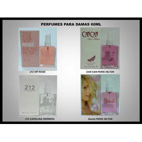 Perfumes 60 Ml Dama Y Caballero