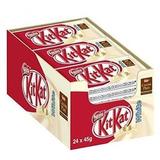 Chocolate Kit Kat White Branco 24x41,5 Gramas-pronta Entrega