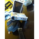 Camara Sony Con Estuche