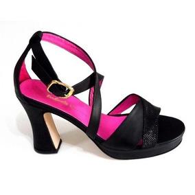 Sandalias Fiestas Numeros40 41 42 43 Zinderella Shoes Ar105