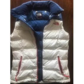 Chaleco The North Face Mujer Xs Casi Sin Uso Divino !!!