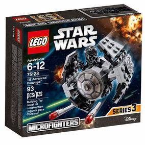 Lego Star Wars Tie Advanced Prototype M. Brinq