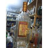 Garrafa Tequila Centenário Reposado Vazia 700ml[orgulho N01