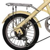 Bicicletas 3011813 - Bicicleta Crucera Paris Rin 24 Pulgadas