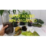 Fertilizante Adubo Para Plantas E Hortaliças Natural 100 Ml