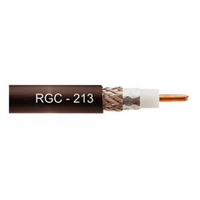 Cabo Coaxial Rgc213 76% ( Lance 27mts )
