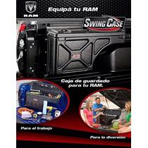 Baul Lateral De Caja Para Ranger +2012 Importado Swing Case