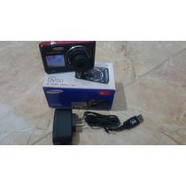 Camara Digital Samsung Dv50 16.1mpx Doble Pantalla Lcd Hd 5x