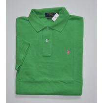Camisa Polo Ralph Lauren Tamanho Gg Xl Nova Original Algodão