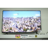 Tv Panasonic Ultra Hd 4k Smart 49 Tc-49fx500p