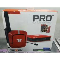 Headset Tritton Pro+ 5.1 Mad Catz Pc/xbox360/ps3/ Ps4