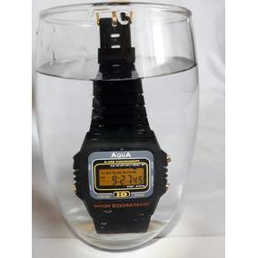 d85da2e60cb Relogio Digital Aqua Water 200 Masculino Casio - Relógios De Pulso ...