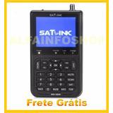Localizador De Satélite Antena Satlink Ws-6906 Finder