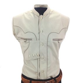 Camisa De Charro (pachuqueña) Caballero