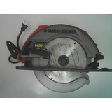 Sierra Circular Black & Decker Cs1020 7 1/4 1400w Ofertazo