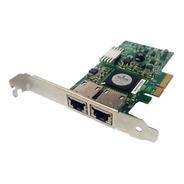 Placa De Rede Dell Dual Gigabit Pcie Broadcom G218c F169g -
