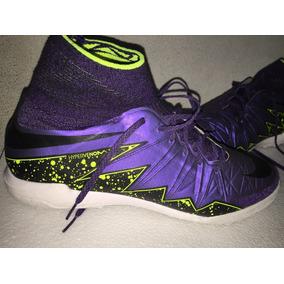 5abab8909014e Tenis Nike Hypervenom Plateados Usado en Mercado Libre México