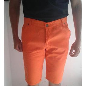 Pantalonetas Bermudas En Dril Para Hombre