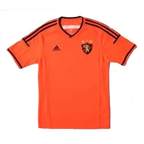 Camisa Sport Recife Infantil 3 Laranja adidas Novo Original.