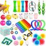 40PCS/set-Rainbow Square