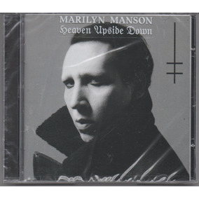 Marilyn Manson Heaven Upside Down Cd Original Novo Lacrado