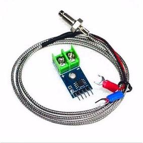 Sensor Modulo Leitor Temperatura Termopar Max6675 K Arduino