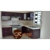 Proyectos De Muebles De Reposteros De Cocina En Melamine