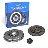 Kit Embreagem Sachs Fiat Doblo 1.4 8v Flex 2011