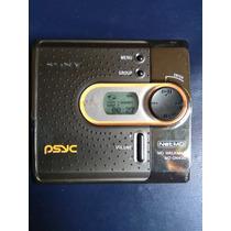 Sony Net Md Walkman Modelo Mz Dn430 Psyc