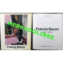 Francis Bacon Cara Y Perfil. Michel Leiris. Poligrafa España