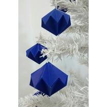 Guirnalda En Origami, Navidad, Árbol De Navidad