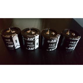 Capacitor 12000uf 35v 105ºc