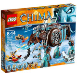 Oferta Lego 70145 Mamut Demoledor Maula Chima 604 Pz Mammoth